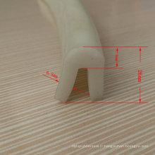 Joint de silicone de co-extrusion de qualité supérieure pour la construction