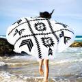 round terry towel australian round towel oem towels RBT-120