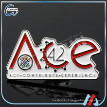 Sedex 4p letter a coat badges
