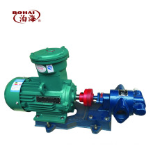 KCB18.3 Tar residue oil gear pump Horizontal electric pump