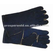 Kuh Split Schweißen Hand Handschuhe