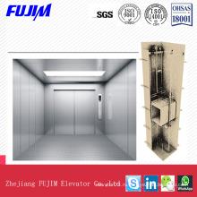 1000kg, 2000kg, 3000kg Емкость машины Roomless Freight Лифт с Vvvf
