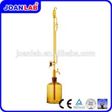 JOAN LAB Venta caliente Bureta de cristal automático para cristalería de laboratorio