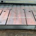 Pièce de coupe en acier ASTM A36