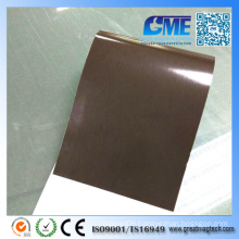Self-Adhesive Strong Flexible Rubber Magnetic Sheet