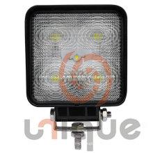 High Quality 15W 1050lumen LED Work Lamp