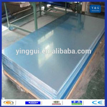 5754 5049 5056 aluminium alloy hot rolled plain diamond sheet / plate