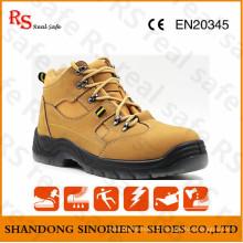 Chaussures de sécurité pour les travailleurs de la construction