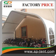 2014 New Curved aluminum mobile car tent car parking canopy tent outdoor