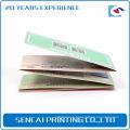 Sencai product manual product brochure /catalogue card