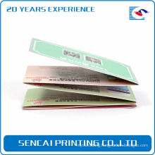 Sencai product manual product brochure /catalogue card