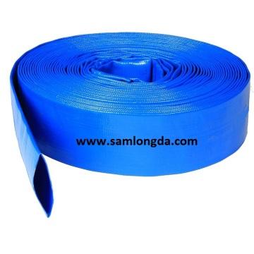 PVC-Lay-Flat-Wasserentlüftungsschlauch / PVC-Layflat-Schlauch für Tropfbewässerung