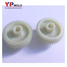 Le moule à engrenages en plastique POM et PA66 injecte un moule et une injection de moulage de plastique dans la Chine