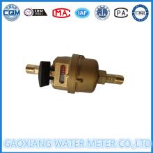 Compteur d'eau volumique en cuivre Sheel Dn15-Dn40