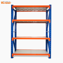 medium duty steel storage 5-shelf shelving unit