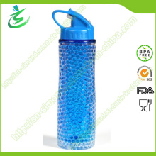 18oz Ice Cooling Gel Insulated Water Bottle with Label