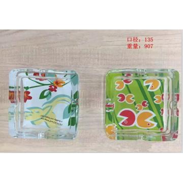 Glas Aschenbecher mit gutem Preis Kb-Hn07679