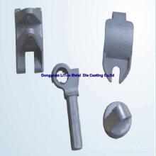 Aluminium-Druckguss-Teil für Baumaschinen mit ISO9001: 2008, SGS, RoHS