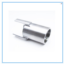 Hexagonal Coupling Nut with Heating Elements, Automatic Turned Parts