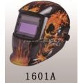 Череп Солнечная авто затемнение MIG электрическая маска