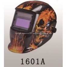 Mascarilla eléctrica MIG oscurecida auto solar de Skull