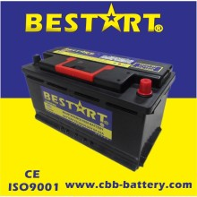 12V96ah Premium Quality Bestart Mf Vehicle Battery DIN 59615-Mf
