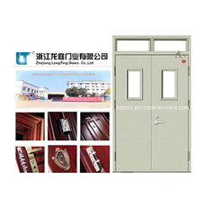 Steel Fireproof Door with Push Bar