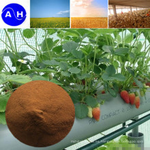 Fertilizante quelato de aminoácidos de hierro con oligoelementos