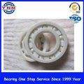 White Zro2/Black Si3n4 Ceramic Deep Groove Ball Bearings (6309)