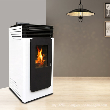 Hot selling modern design stove Water circulation Hydro pellet stove from Poland