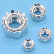 Hochwertige Keps-Verschluss-Mutter mit unterschiedlicher Größe (CZ109)