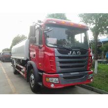 4 x 2 LHD 15000liters 15tons JAC eau Réservoir eau camion-pompe