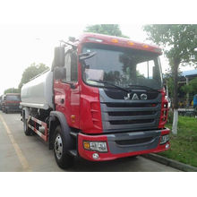 4X2 LHD 15000liters 15tons JAC Water Tank Water Pump Truck