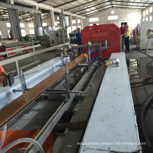 WPC Decoration Board Extrusion Machine