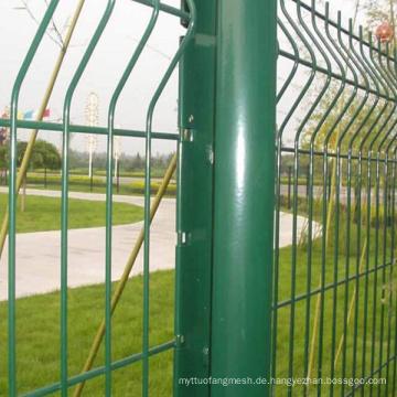 Beatiful und Firm Public Park Wire Mesh Zaun