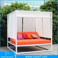 Новый Дизайн Открытый Мебель Полулежа Сетки Шезлонг