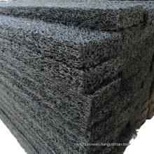 Drain Drainage Sheet Mat/hard plastic drainage matting