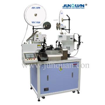 Автоматическая концевая обжимная машина (два конца) (JQ-1)