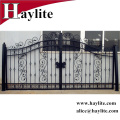 main gate for villas simple iron pipe gate design