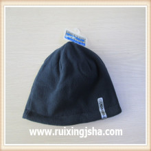 hot sale custom winter polar fleece beanie