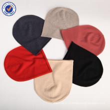2015 hiver nouvelle arrivée chapeau de Noël cadeaux en gros hiver tricoté chapeau de chapeau de cachemire GWC015