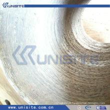 Placa e tubo resistente ao desgaste de alta qualidade (USC-7-001)