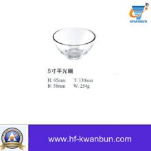 Высококачественное стеклянное свежее блюдо с хорошей ценой Kb-Hn01266