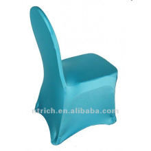 Turquoise colour,lycra chair cover CTS704,fancy and fantastic,cheap price but high quality