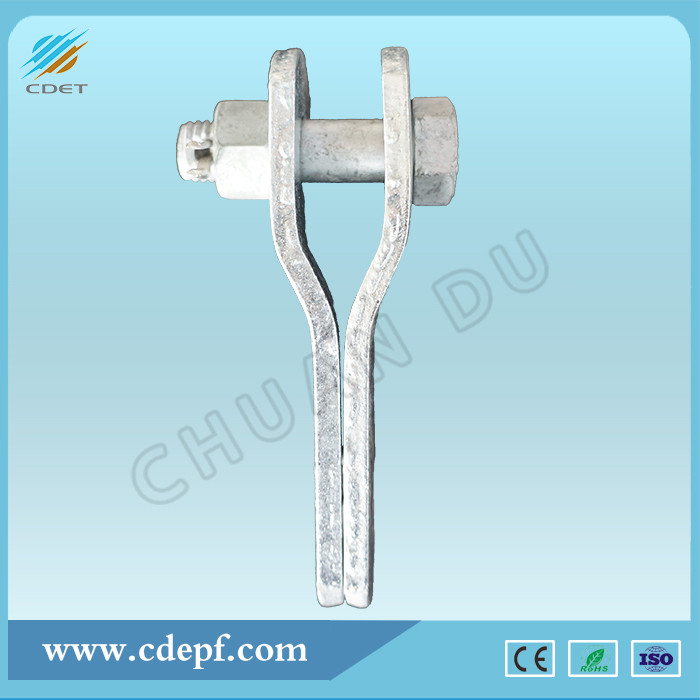 Hot-dip Galvanized PS Type Parallel Clevis