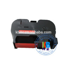 Franking machine ink cartridge ribbon fluorescent red Pitney Bowes B767 B700 postage meter