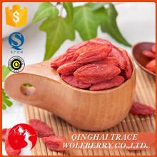 Различные высококачественные органические сушеные цингаи goji ягоды
