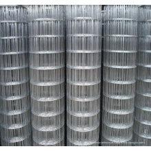 PVC beschichtetes / verzinktes geschweißtes Drahtgeflecht für Bau- / Baustoffe