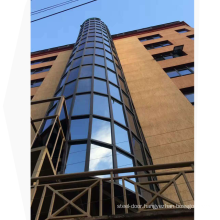 Visible 3.0mm thickness reflective glass competitive price aluminium curtain wall