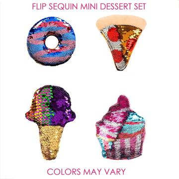 FLIP SEQUIN MINI DESSERT SET-0